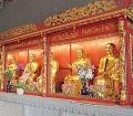 寺院佛像贴金和贴金佛像厂家金箔贴金公司
